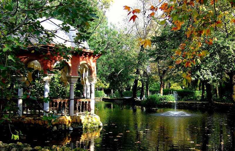 sevilla gezi rehberi, maria luisa parkı