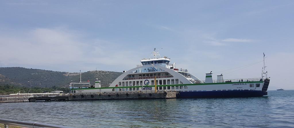 how to go to marmara island