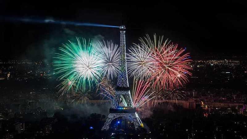 Merkmale des Eiffelturms Paris