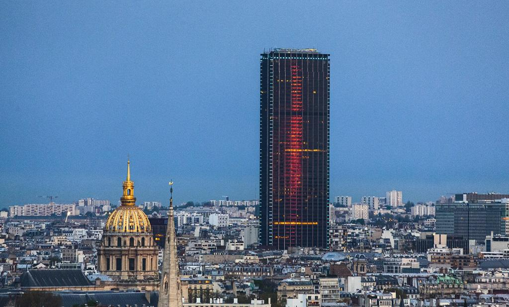 Montparnasse Tower Tickets Paris