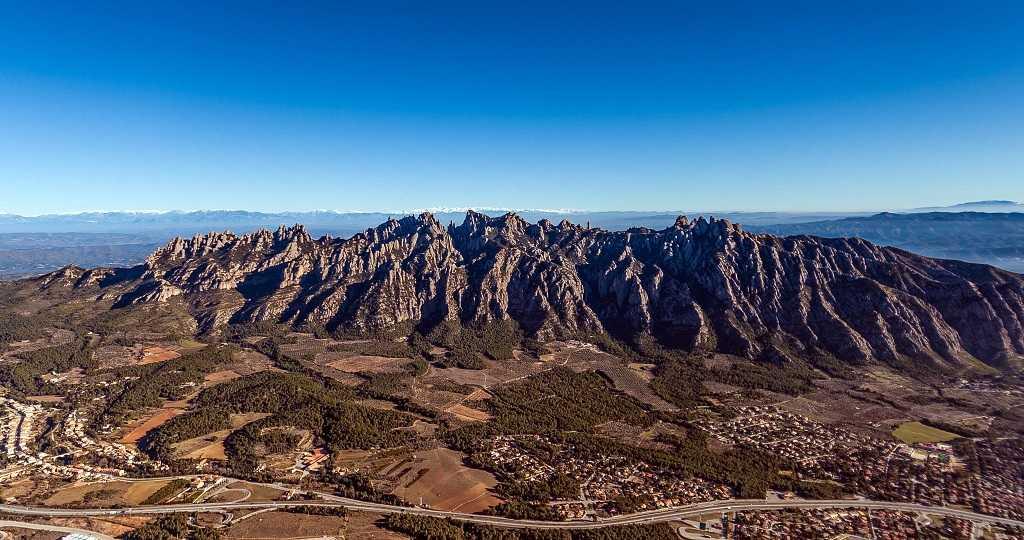 Monserrat Dağı