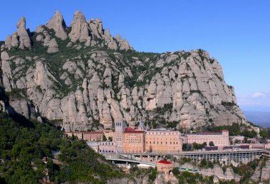 montserrat manastırı, barcelona