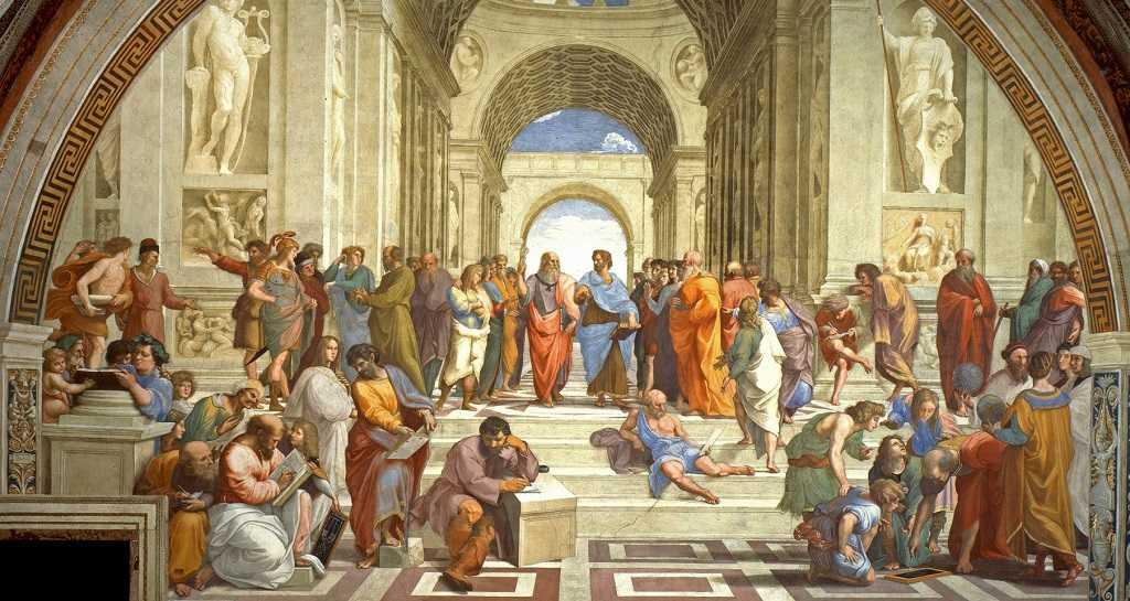 Museo Vaticano Pinturas Rafael