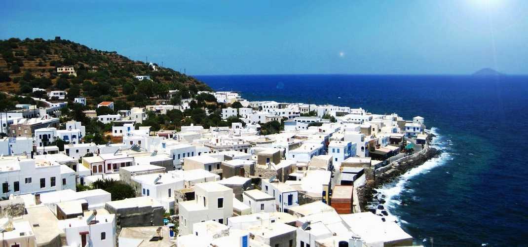 Nisyros Adası