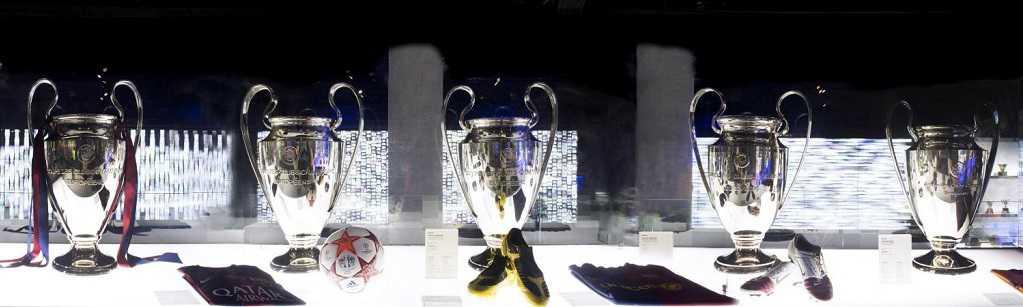 Visiting Camp Nou Museum and Stadium