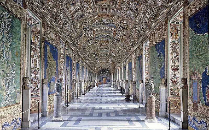 Besuchszeiten für das Vatikanische Museum