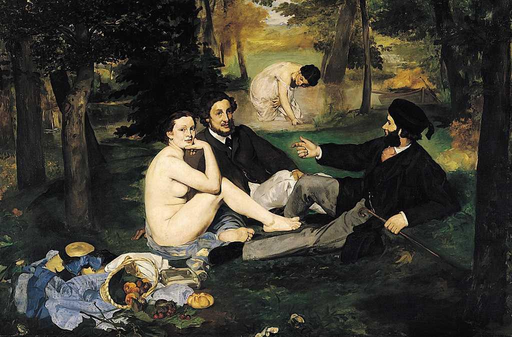 orsay müzesi önemli tablolar