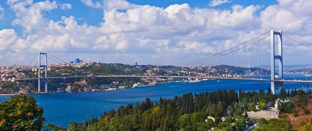 istanbul'da tekneli özel boğaz turu
