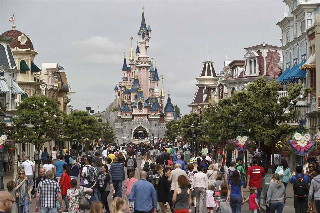 paris eurodisney tickets