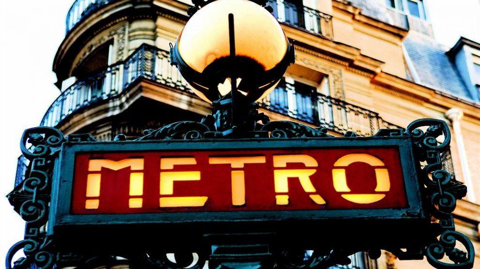paris metro information