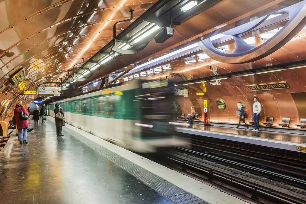 paris metro bilet ücreti