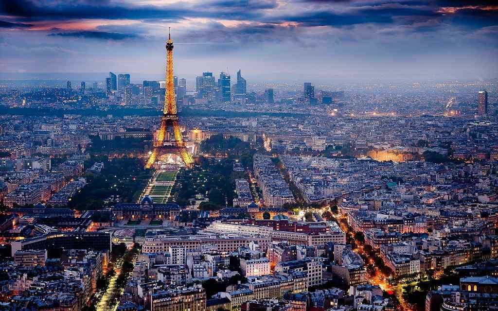 paris için türkçe konuşan rehberle özel şehir turu
