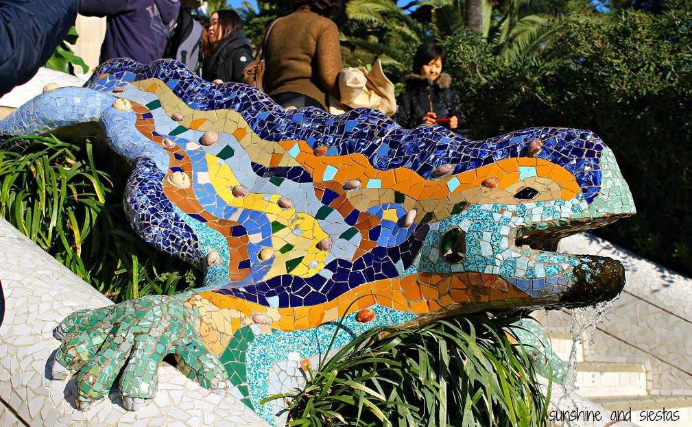 Parque Guell La Entrada, Billetes Online
