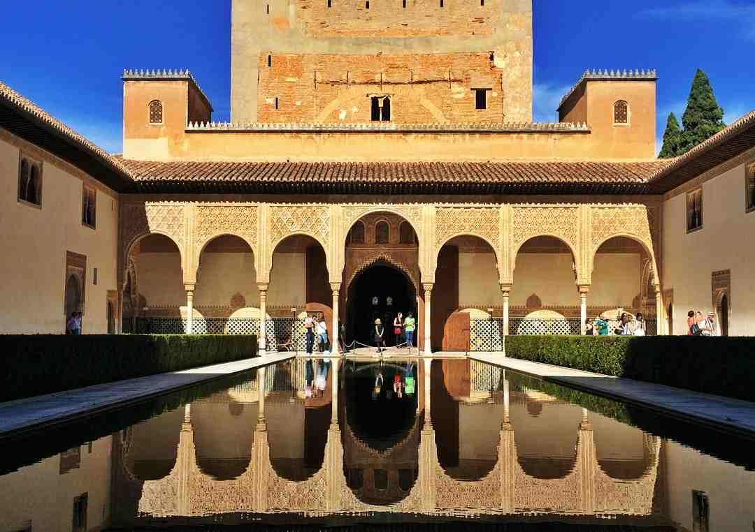 Palacio de Alhambra Informacion
