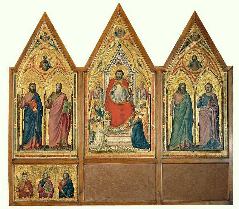 paintings in pinacoteca gallery vatican museum