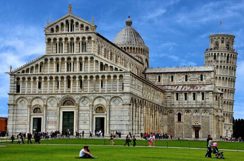 Como llegar al torre pisa desde Florencia