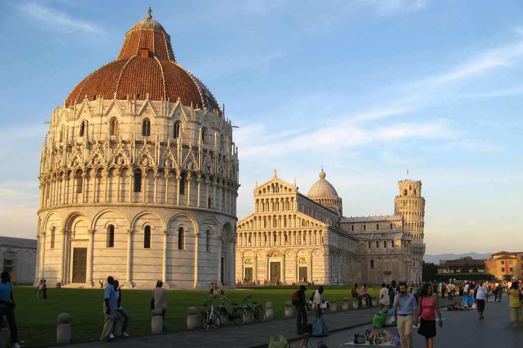 Entradas Torre Pisa