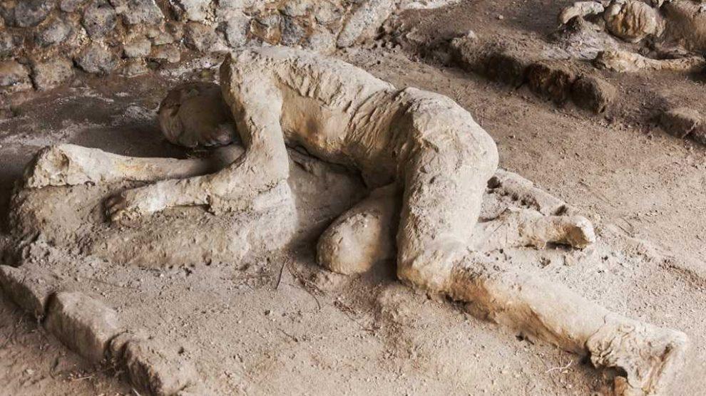 pompei taş insanlar