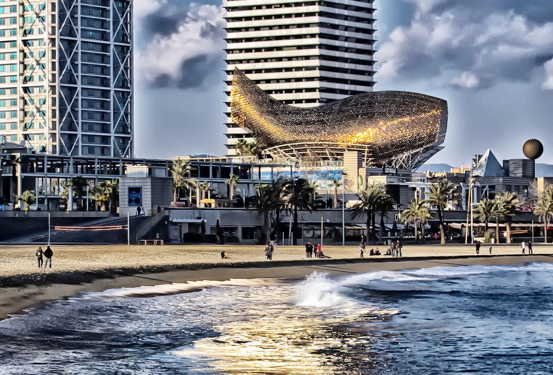 Barcelona Olimpik Liman