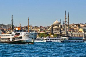 Privat guide i Istanbul Tyrkia