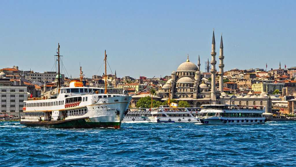 Privater Reiseleiter In Istanbul turkei