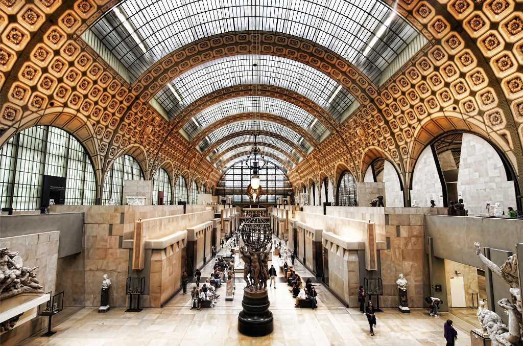 Que Ver En Museo de Orsay, Pinturas famosas