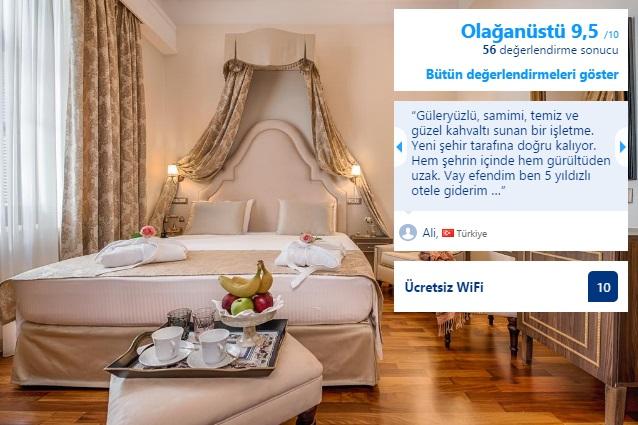 rodos adası en iyi otel
