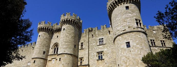 rodos şövalye sarayı