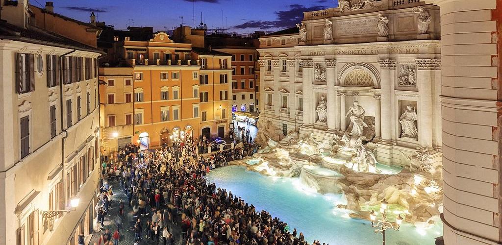 Roma'da türk rehberle özel tur