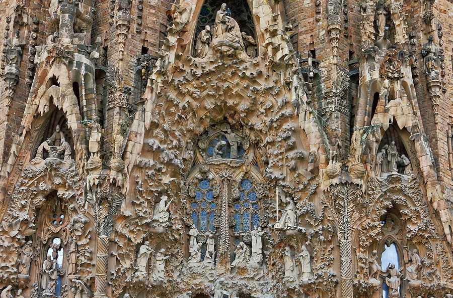 la sagrada familia bazilikası