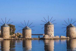 sakız adası feribot