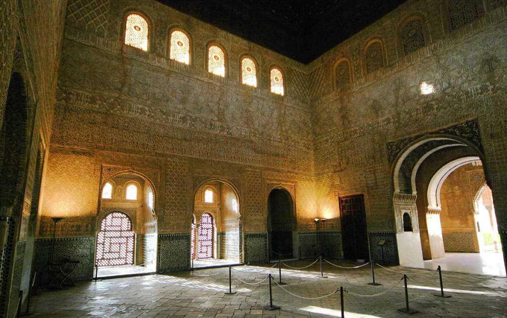 Alhambra entradas sin colas