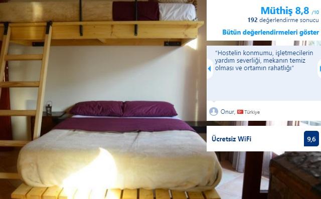selanik hostelleri