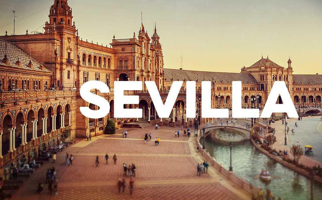 sevilla şehri, sevilla'nın tarihi