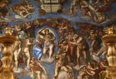 Sixtinische Kapelle Vatikan