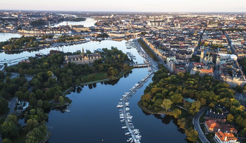 stockholm adaları