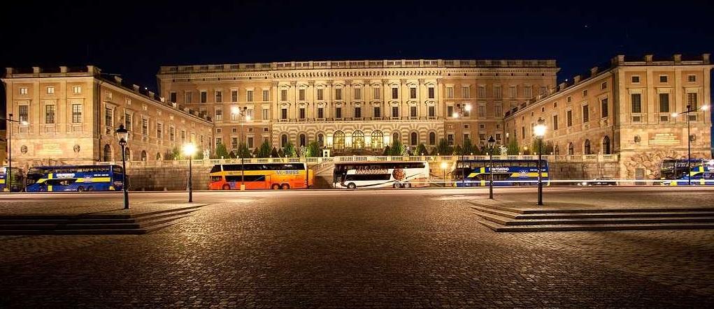 İsveç kraliyet sarayı
