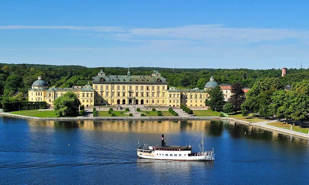 isveç stockholm saraylar