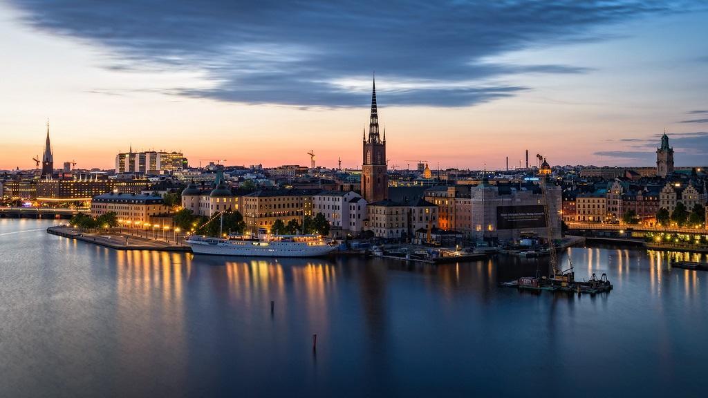 Stockholmde gezilecek yerler