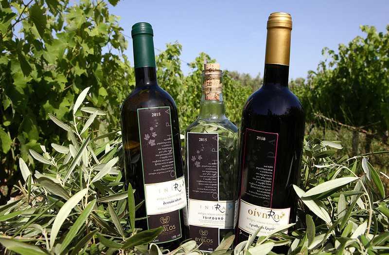 thassos adası şarapları