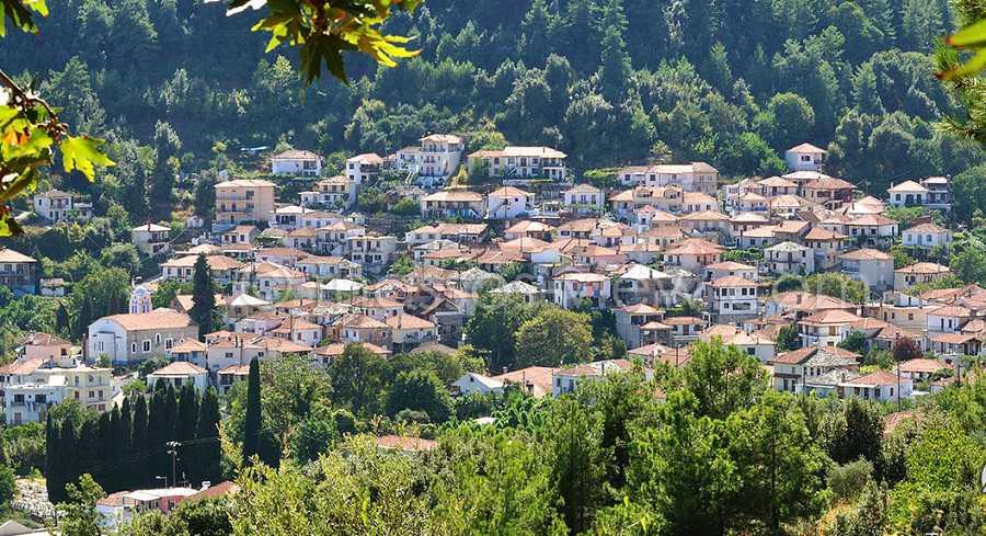 thassos en güzel köyü