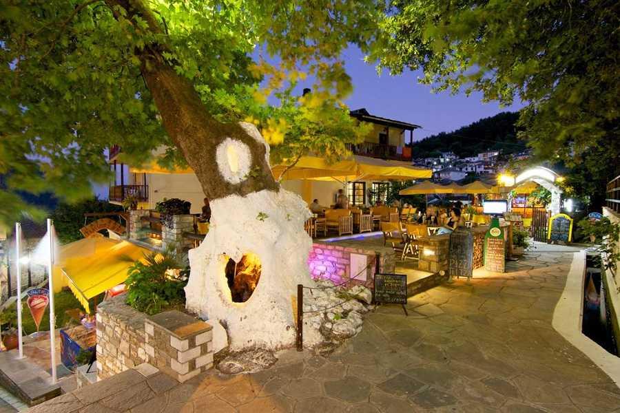 thassos panagia köyü