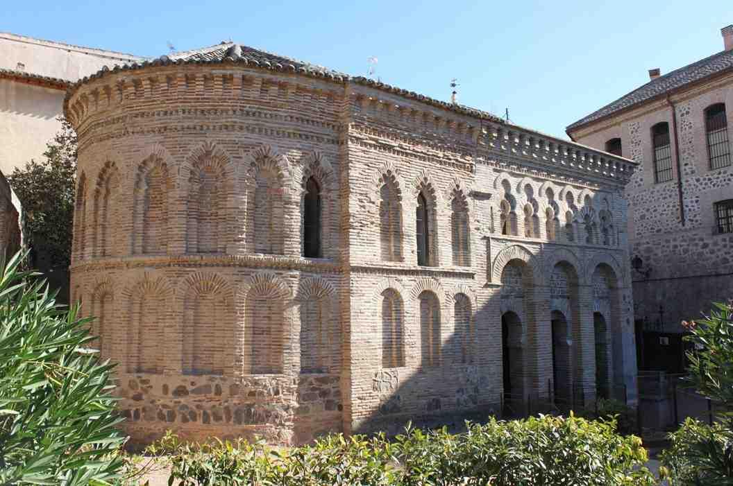 Toledo, camii, la luz Camisi