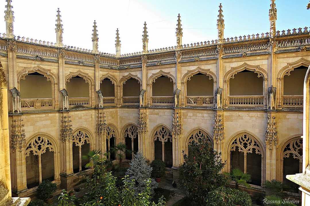 Toledo manastır, san juan de los reyes