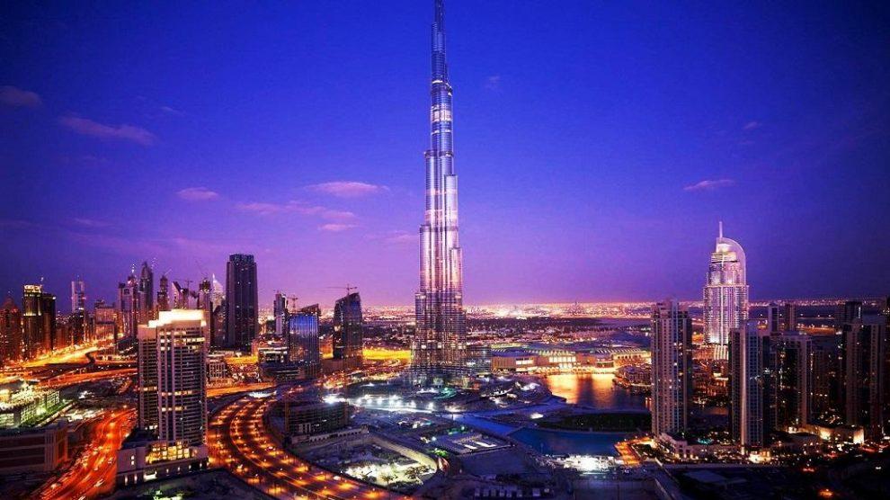 torre burj khalifa dubai