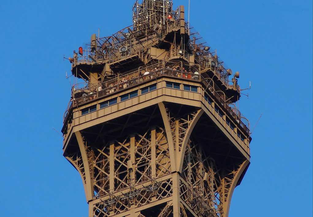 Entradas Para Subir Al Nivel Superior de Torre Eiffel