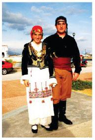 kos adası geleneksel kıyafet