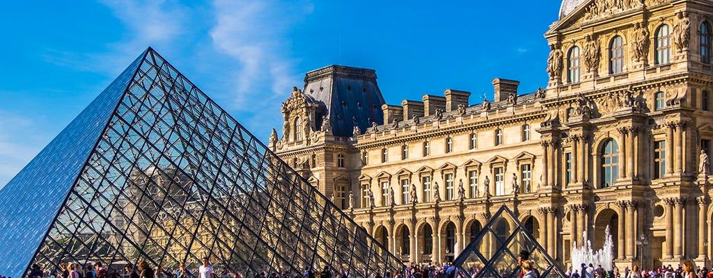 Louvre Müzesi için özel turlar