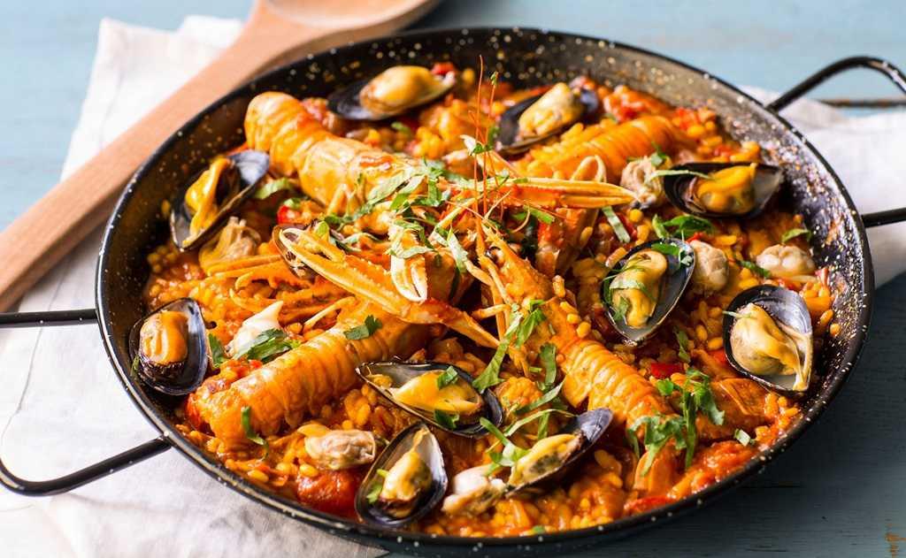 valensiya'da ne yenir, valencia usulü paella