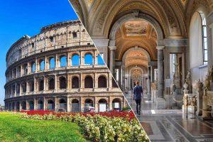 vatican colosseum combo ticket